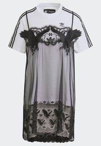 adidas Originals - Vestido ligero - white - 9