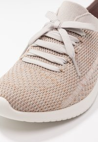 Skechers Sport - ULTRA FLEX - Mocasines - taupe/gold/offwhite - 2
