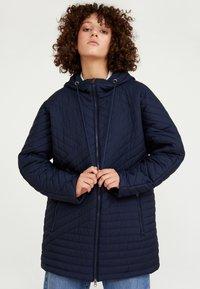 Finn Flare - Down jacket - dark blue - 0