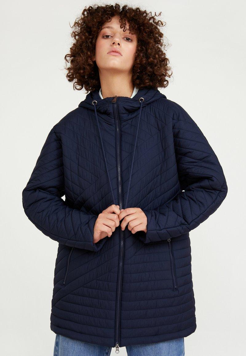 Finn Flare - Down jacket - dark blue