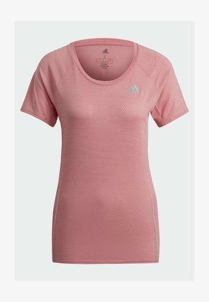 ADI RUNNER PRIMEGREEN RUNNING - Camiseta básica - pink