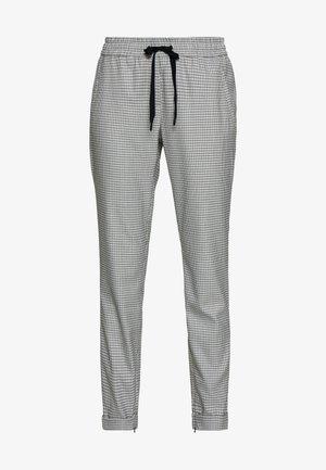 ABELLA - Spodnie materiałowe - hellgrau