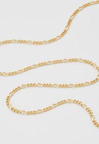 Northskull - CHAIN NECKLACE - Naszyjnik - gold-coloured - 5