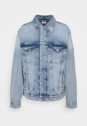 REGULAR TRUCKER JACKET - Denim jacket - ames