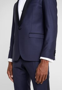 KARL LAGERFELD - SUIT TIGHT - Traje - dark blue - 8