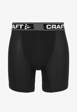 GREATNESS BOXER - Panties - black/white