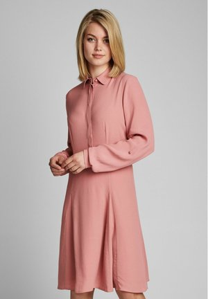 Shirt dress - ash rose