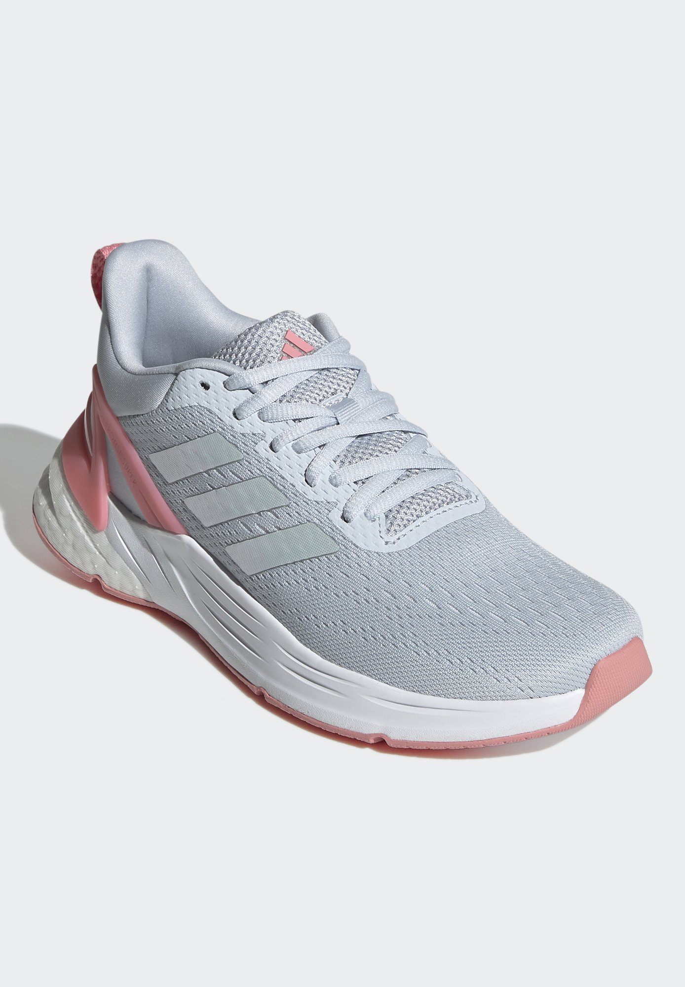 Enfant RESPONSE SUPER 2.0 RUNNING BOOST PRIMEGREEN SHOES UNISEX - Chaussures de running neutres