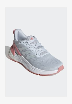 RESPONSE SUPER 2.0 RUNNING BOOST PRIMEGREEN SHOES UNISEX - Neutral running shoes - halo blue/halo blue/super pop