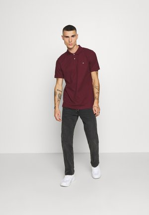 REFINED LOGO SLIM  - Polo shirt - bordeaux