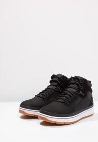 Park Authority - Sneakers hoog - black - 2