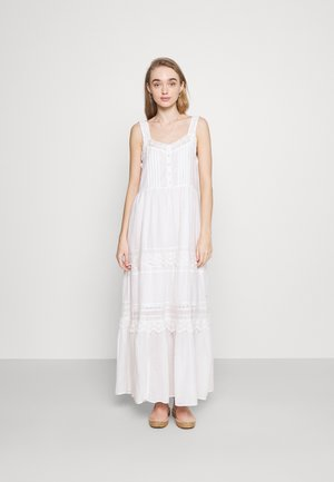 BRENDA - Maxi dress - off white