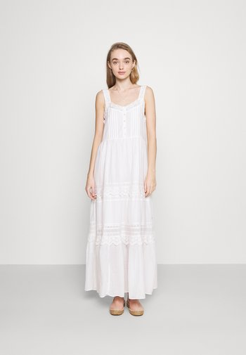BRENDA - Maxi dress - off white