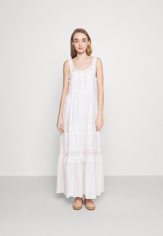 BRENDA - Maxi-jurk - off white