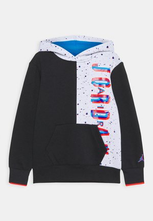 SPACE GLITCH  - Sudadera - black/white
