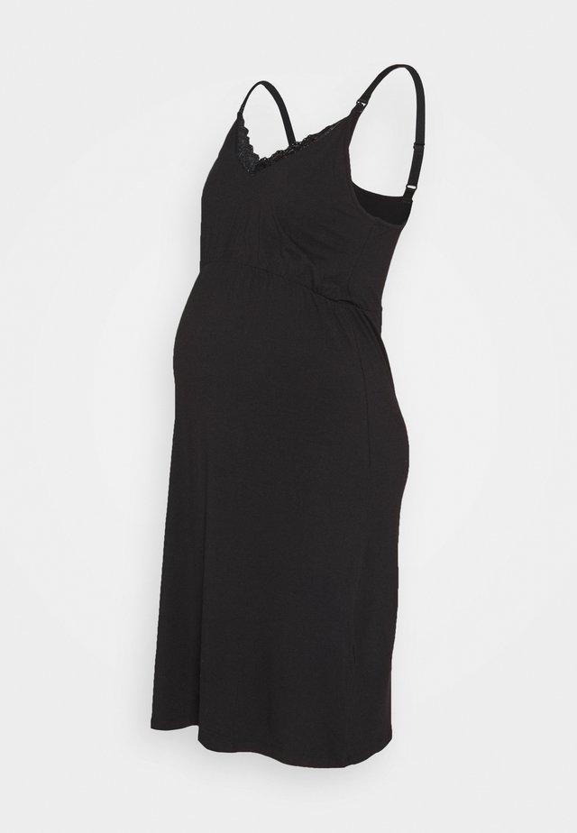 MLAMRA NIGHTGOWN - Koszula nocna - black