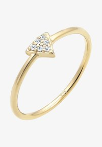 Elli - DREIECK GEO - Ring - gold-coloured - 1