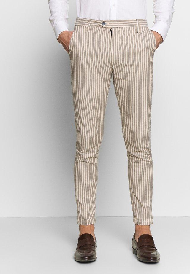 PANTS - Bukse - beige