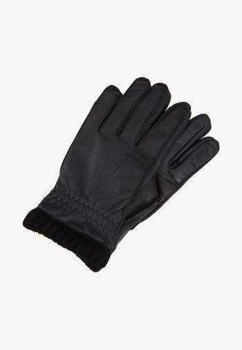 JACJACE GLOVES - Gloves - black