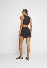 Nike Performance - RUN SHORT 2 IN 1 - kurze Sporthose - black - 2