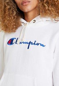 Champion Reverse Weave - HOODED - Kapuzenpullover - white - 4