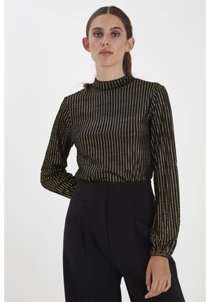 IHJERILYN LS - Blouse - black