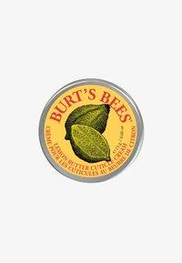 Burt's Bees - LEMON BUTTER CUTICLE CREAM - Nail treatment - - - 0