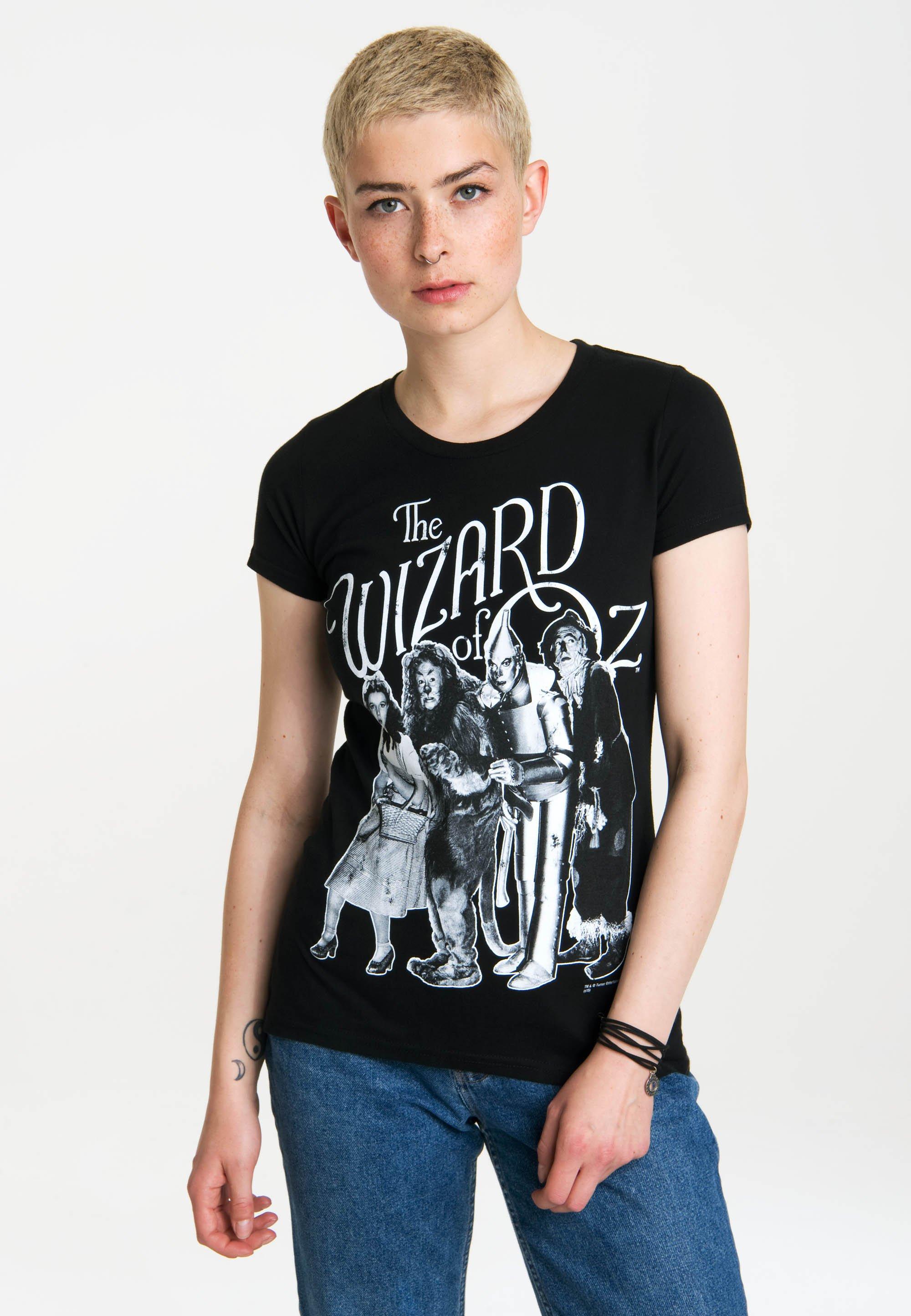 Damen DOROTHY AND FRIENDS - DER ZAUBERER VON OZ - T-Shirt print