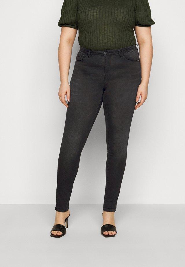 CARCARMA LIFE - Jeans Skinny Fit - black