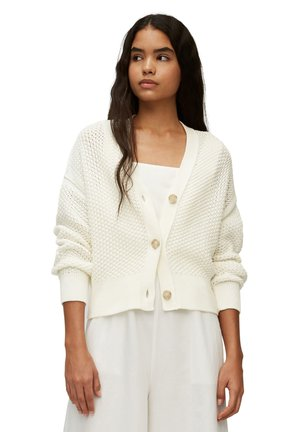 Cardigan - scandinavian white