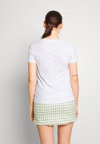 ONLY - ONLKITA LIFE BOX - T-shirts med print - bright white - 2