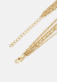 Pieces - PCSANGA NECKLACE  - Necklace - gold-coloured - 1