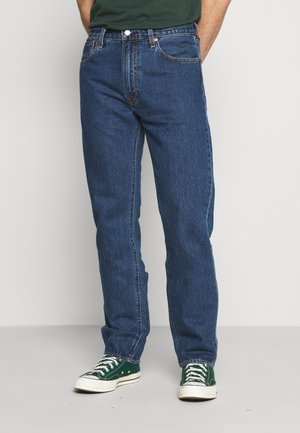 551Z™ AUTHENTIC STRAIGHT - Straight leg jeans - dark blue denim