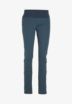 WOMENS WINTRY PANTS - Outdoor trousers - steelblue