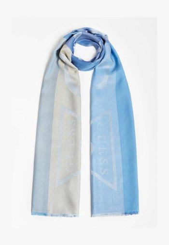 UPTOWN CHIC LOGO - Scarf - mehrfarbig, grundton blau