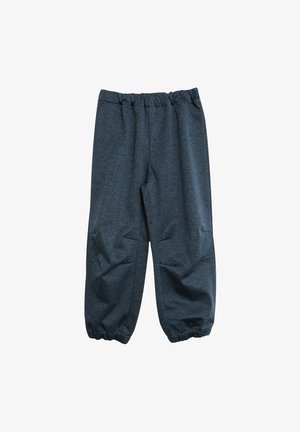 JEAN - Rain trousers - blue melange