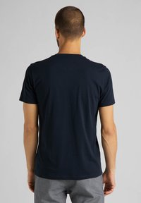 Lee - SS SMALL - Basic T-shirt - sky captain - 2