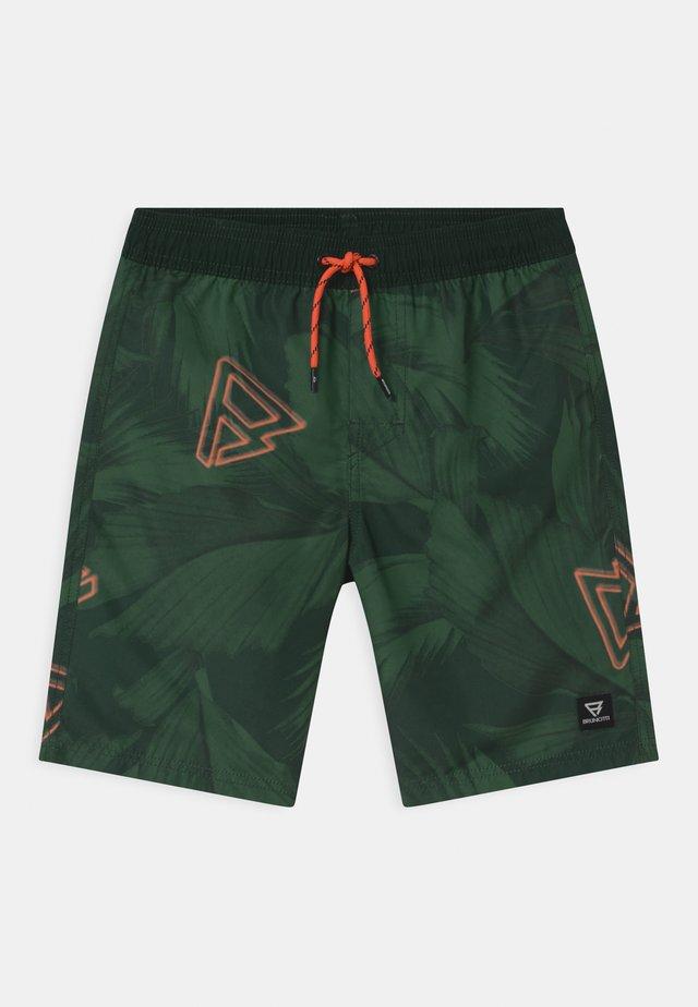 MASON  - Swimming shorts - foresta green