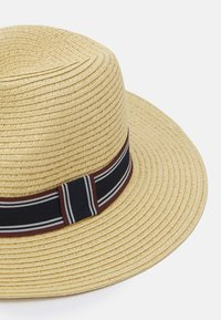 Selected Homme - SLHBAKER STRAWHAT - Hat - sand - 3