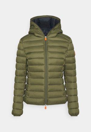 GIGA DAISY - Winter jacket - dusty olive