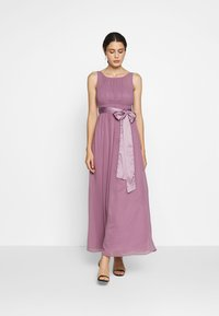 Dorothy Perkins - NATALIE DRESS - Suknia balowa - dark rose - 1