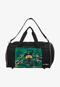 Lego Bags - TRAVEL BAG WET COMPARTMENT - Torba sportowa - black - 1