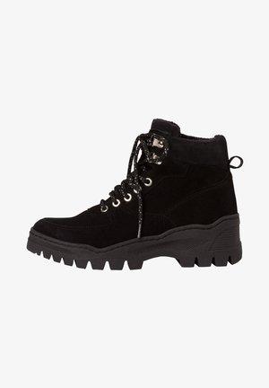 Ankle boots - black uni