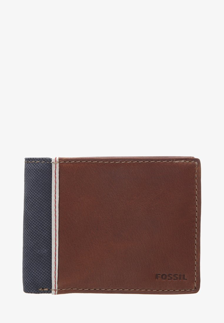 Fossil - ELGIN - Wallet - brown