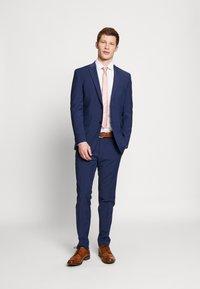 Esprit Collection - TROPICAL SUIT - Suit - blue - 0