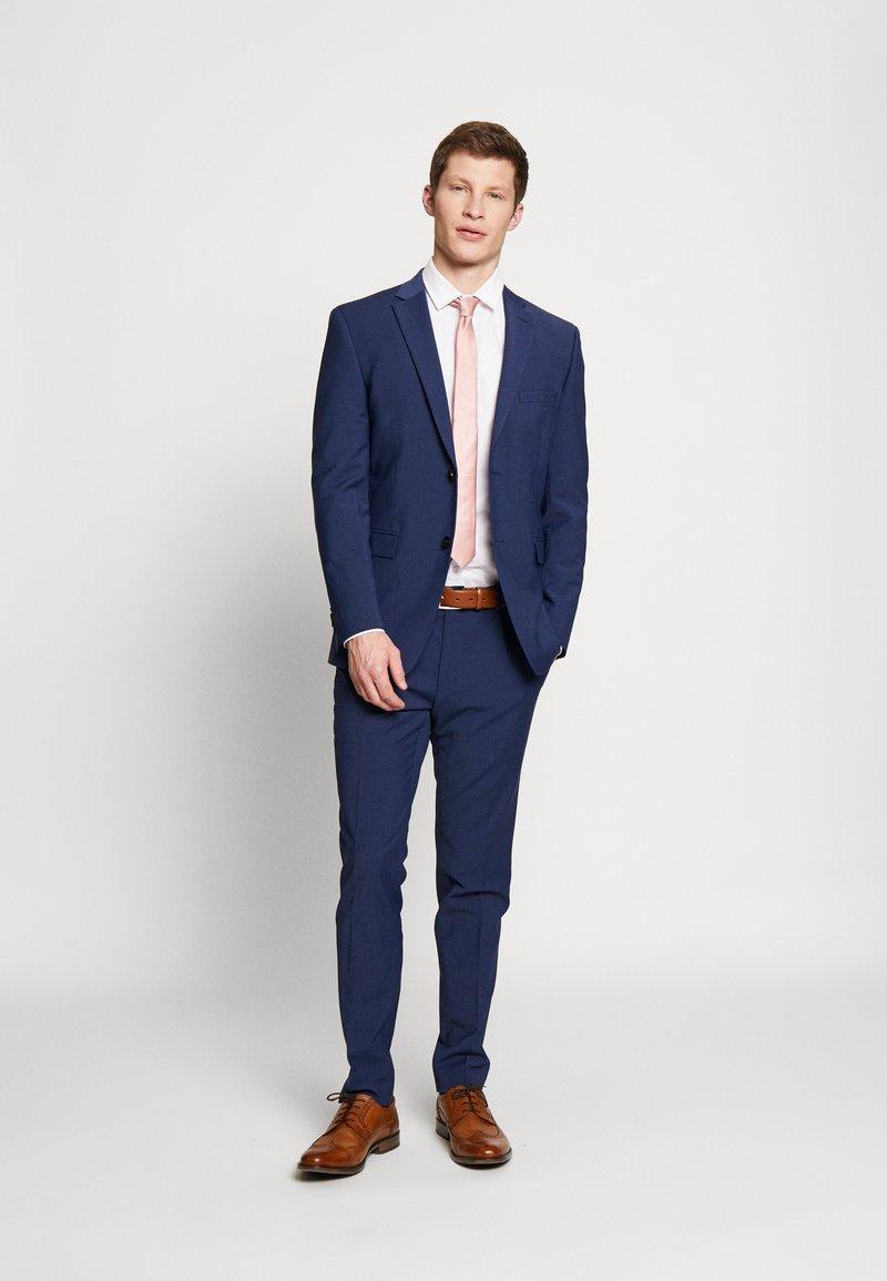 Esprit Collection - TROPICAL SUIT - Suit - blue