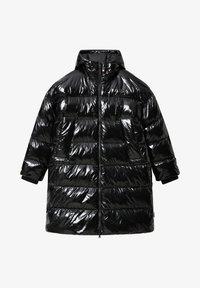 Napapijri - A-LOYLY LONG - Winter coat - black - 0