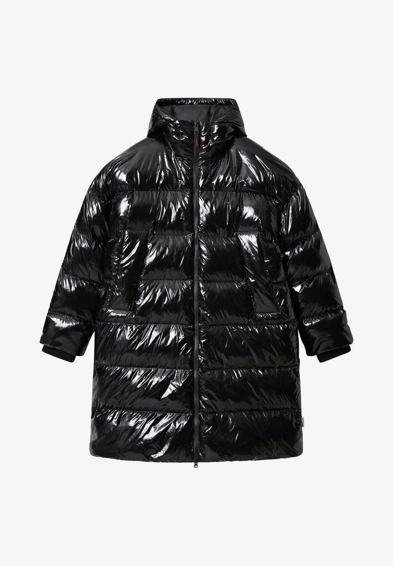Napapijri - A-LOYLY LONG - Winter coat - black