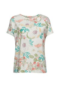 Esprit - Print T-shirt - turquoise colorway - 9