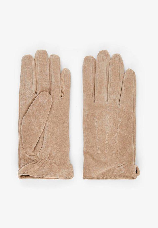 Gloves - natural